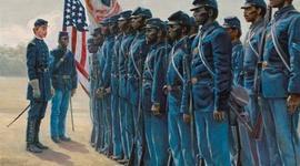 54th Massachusetts Regiment timeline