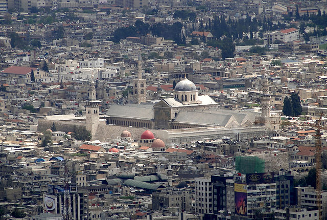 Great Mosque of Damascus (Damascus, Syria)