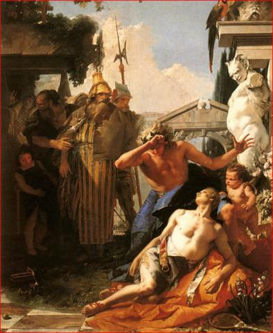 Apollo et Hyacinthus, K.38