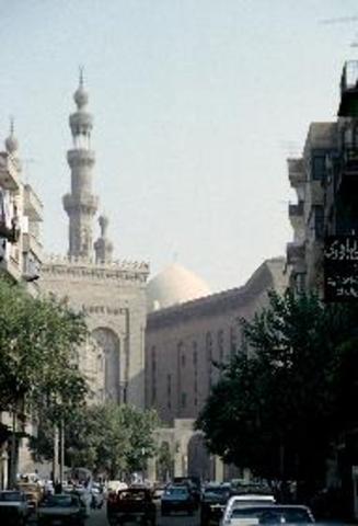 Hasan Funerary Complex (Cairo, Egypt)