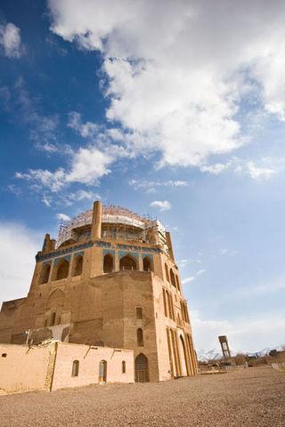 Tomb of  Uljaytu (Sultaniya, Iran)
