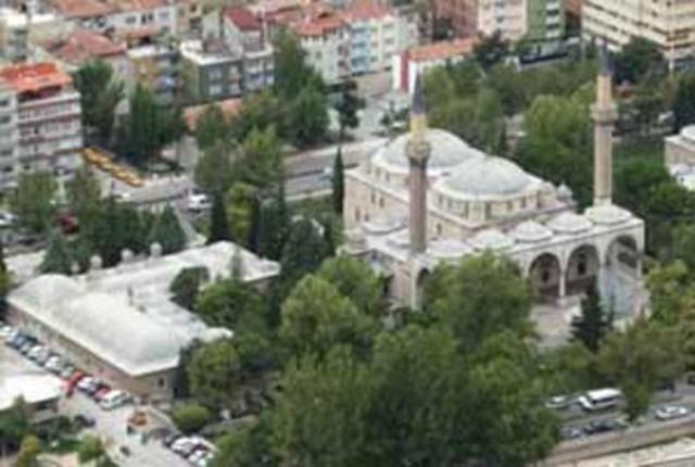 Bayezid Pasa Mosque