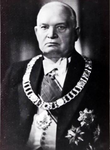 Päts valitakse EV esimeseks presidendiks