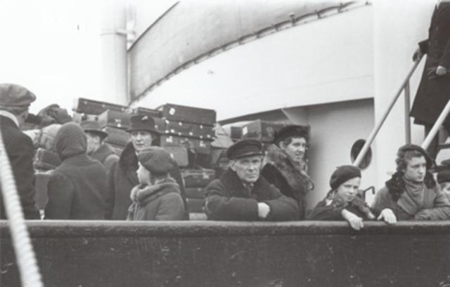 Otsus baltisakslaste lahkumise kohta