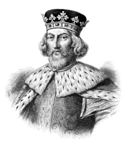 King John looses england