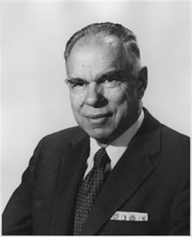 Glenn T. Seaborg, discovery of elements and rearrangment of element- table