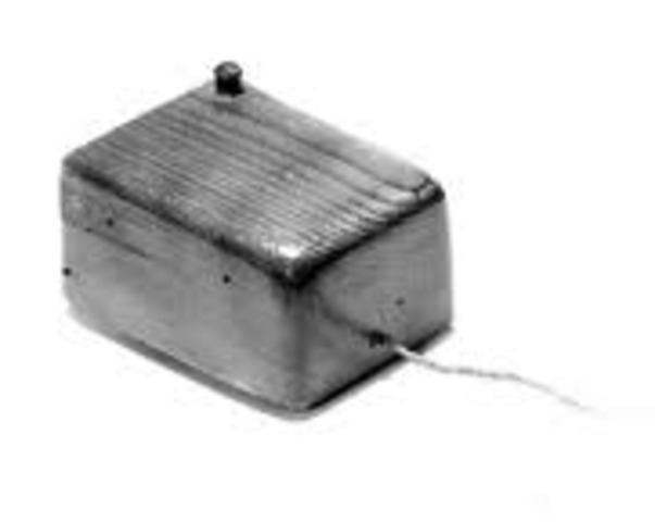 Douglas Engelbart invents and patents the first computer mouse.