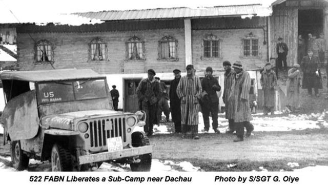 Japennese become freed from camps