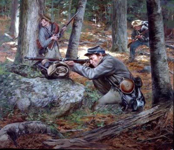 confederate snipers