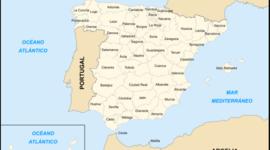 Languages Policies of Spain timeline