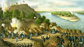 The Battle of Vicksburg timeline