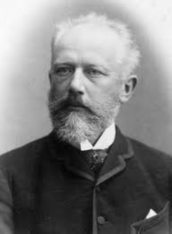 Tchaikovsky's Birth