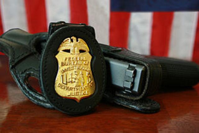 FBI warns against owning guns.