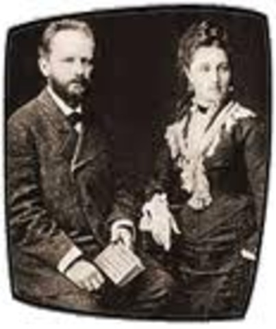 Tchaikovsky Marries