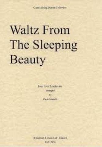 "Tchaikovsky Writes ""Sleeping Beauty"""