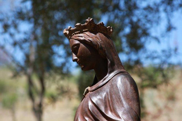 Completion of Alleluia, O Virga Mediatrix