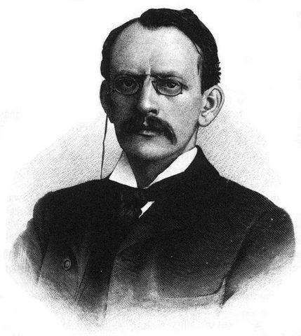 Joseph John Thomson scopre l'elettrone