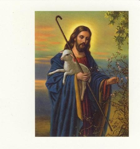 Jesus Als Guter Hirte