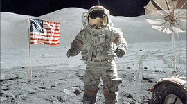 Apollo Moonwalkers timeline