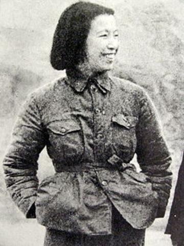 Death of Jiang Qing