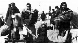 Immigration and Urbanization  timeline