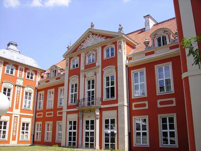 Studing at Warsaw