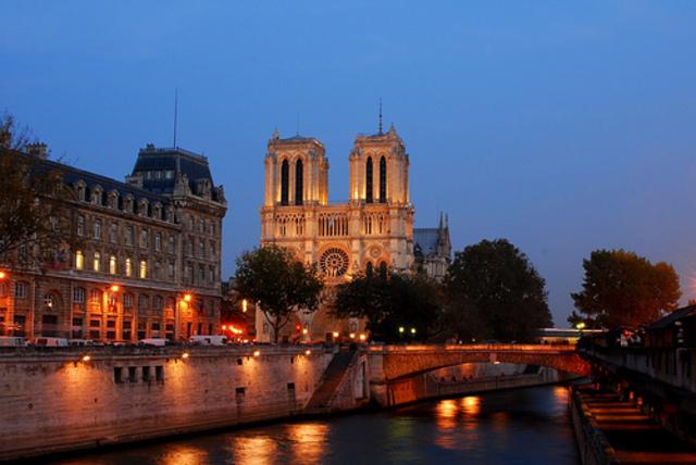 Lifestyle in Paris