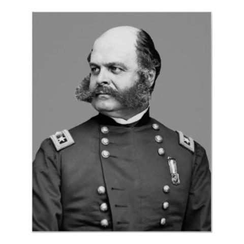 battle of fredericksburg generals