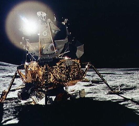 Apollo 14 Third Landing