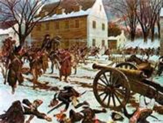 Battle of Trenton & Trenton