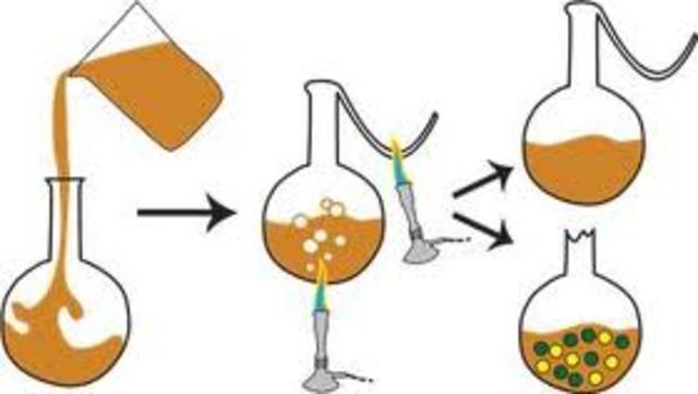 John Needham's Experiment (Abiogenesis)