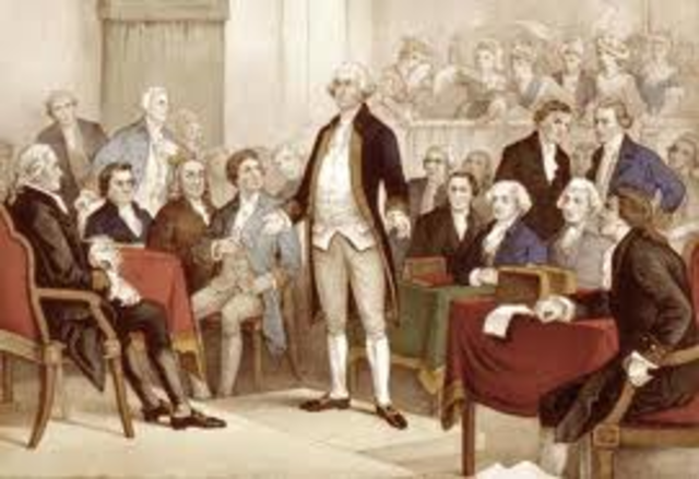 The First Continental Congress Meets