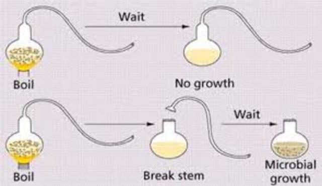 Lazzaro Spallanzani's Experiment (Biogenesis)