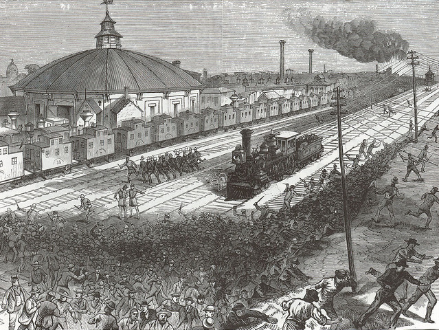 Great railroad Strike