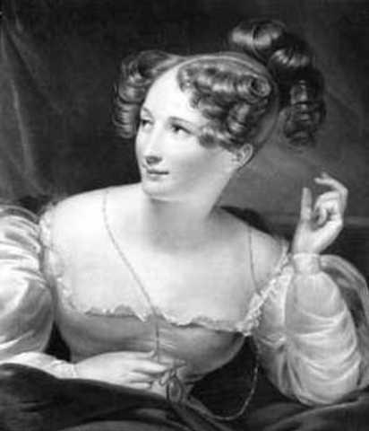 Berlioz's First Wife.