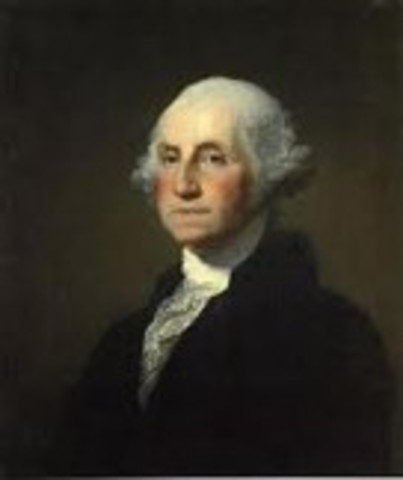 George Washington Became President