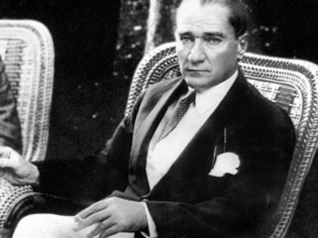President Ataturk Dies
