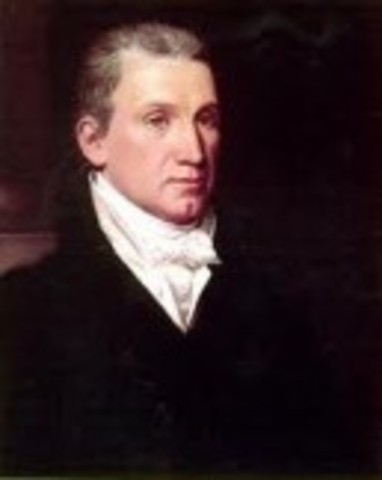 James Monroe Became President
