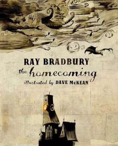 "Ray Bradbury's short story. ""homecoming"" wins  a place in the O. Henry prize stories of 1947"
