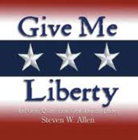 give me liberty speach