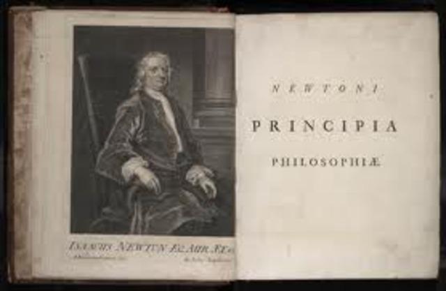 Newton and the Principia