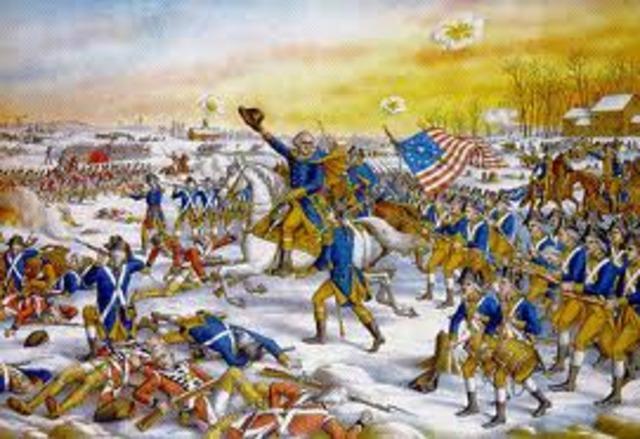 battle of princton
