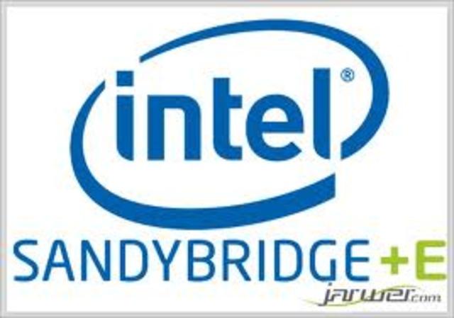 "La tecnología ""Sandy Bridge"""
