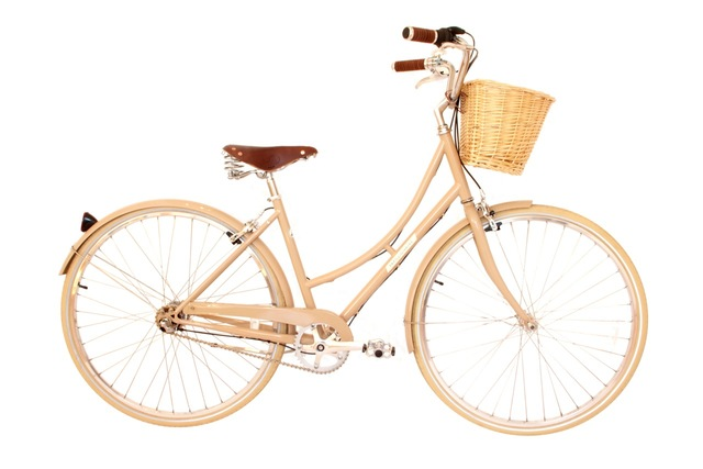 Ride bicycle!