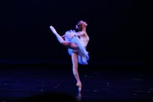 THe ballet contest!