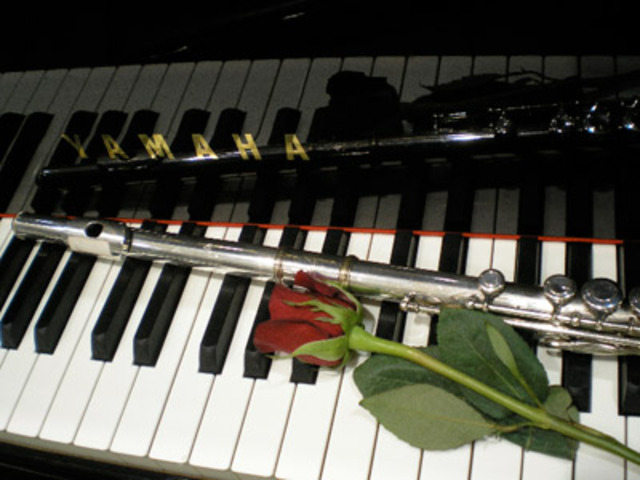 Played Flute