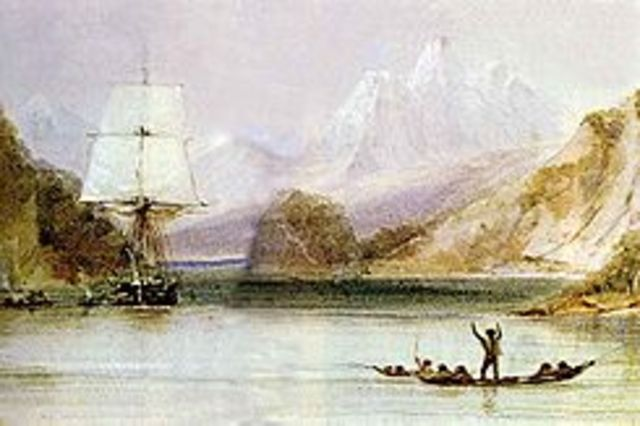 Путешествие натуралиста на корабле «Бигль»