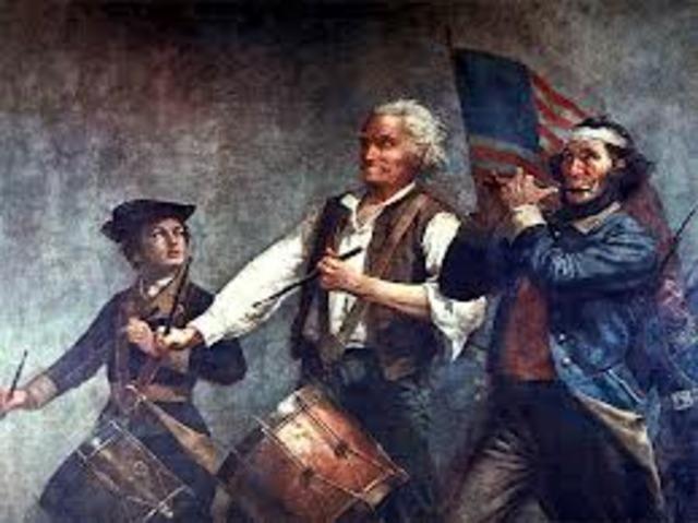 Ft. Ticonderoga 1775