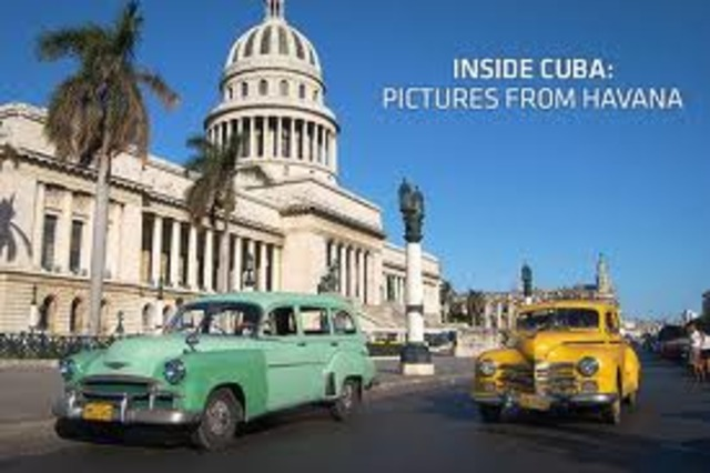 President Carter drops ban on travel to Cuba