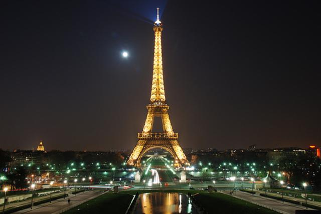 Paris Bound!